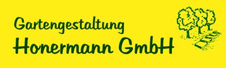Gartengestaltung honermann gmbh for Gartengestaltung logo